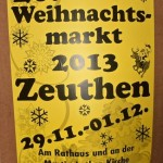 Zeuthen? Berlin liegt bei Zeuthen.